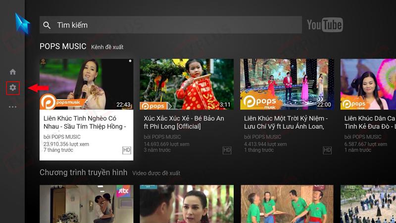 [CHIA SẺ] SMART YOUTUBE TV: CHIA SẺ VIDEO VÀ REMOTE THẬT TIỆN LỢI CHO ANDROID BOX