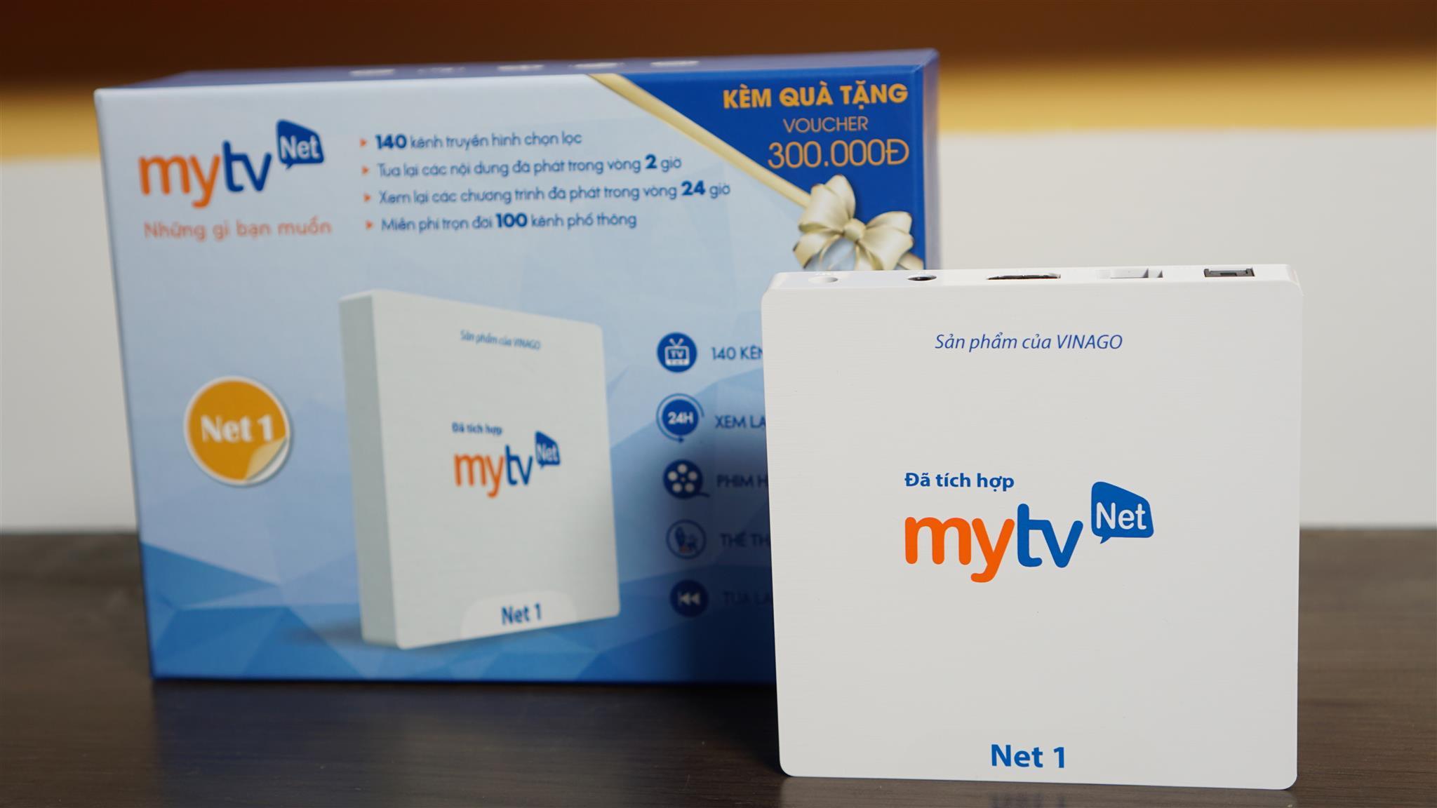 Báo Điện Tử Của VNPT VNMEDIA Đánh Giá TV Box MYTVNet Net 1